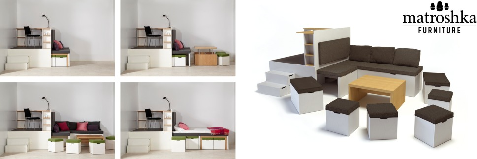 Matroshka Furniture