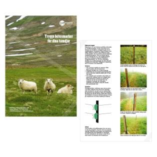 Broschyr om tamdjursstängel från Bodaskog